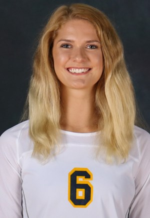 Sarah Root 2019 Volleyball University Of Tennessee At Chattanooga Athletics