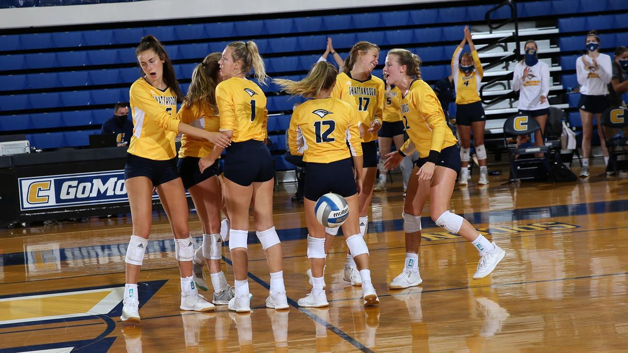 Volleyball University Of Tennessee At Chattanooga Athletics